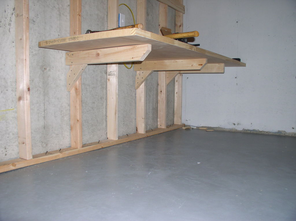 Basement workbench plans pdf woodworking for Free basement design tool